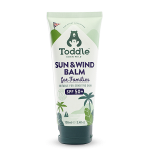 Toddle sun and wind balm
